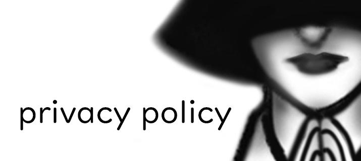 プライバシーポリシーを掲載