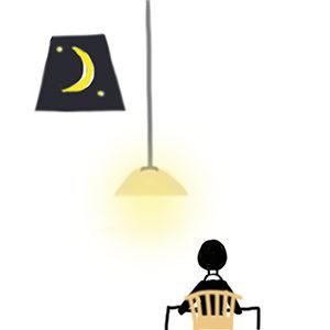news-夜の訪問者