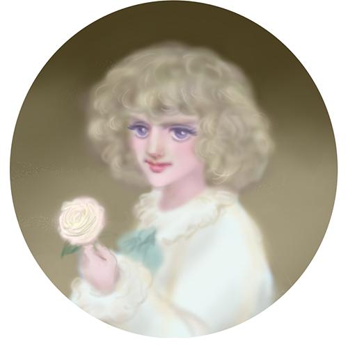 白の守護天使