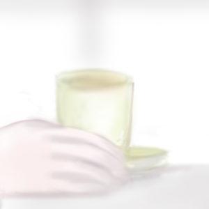お茶のカップ