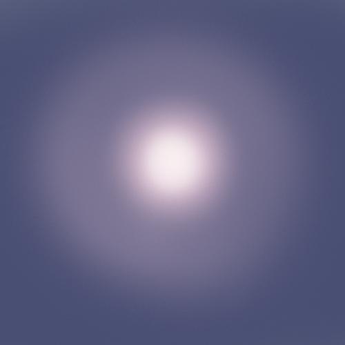 ばら色の満月