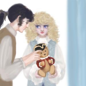 クマの人形