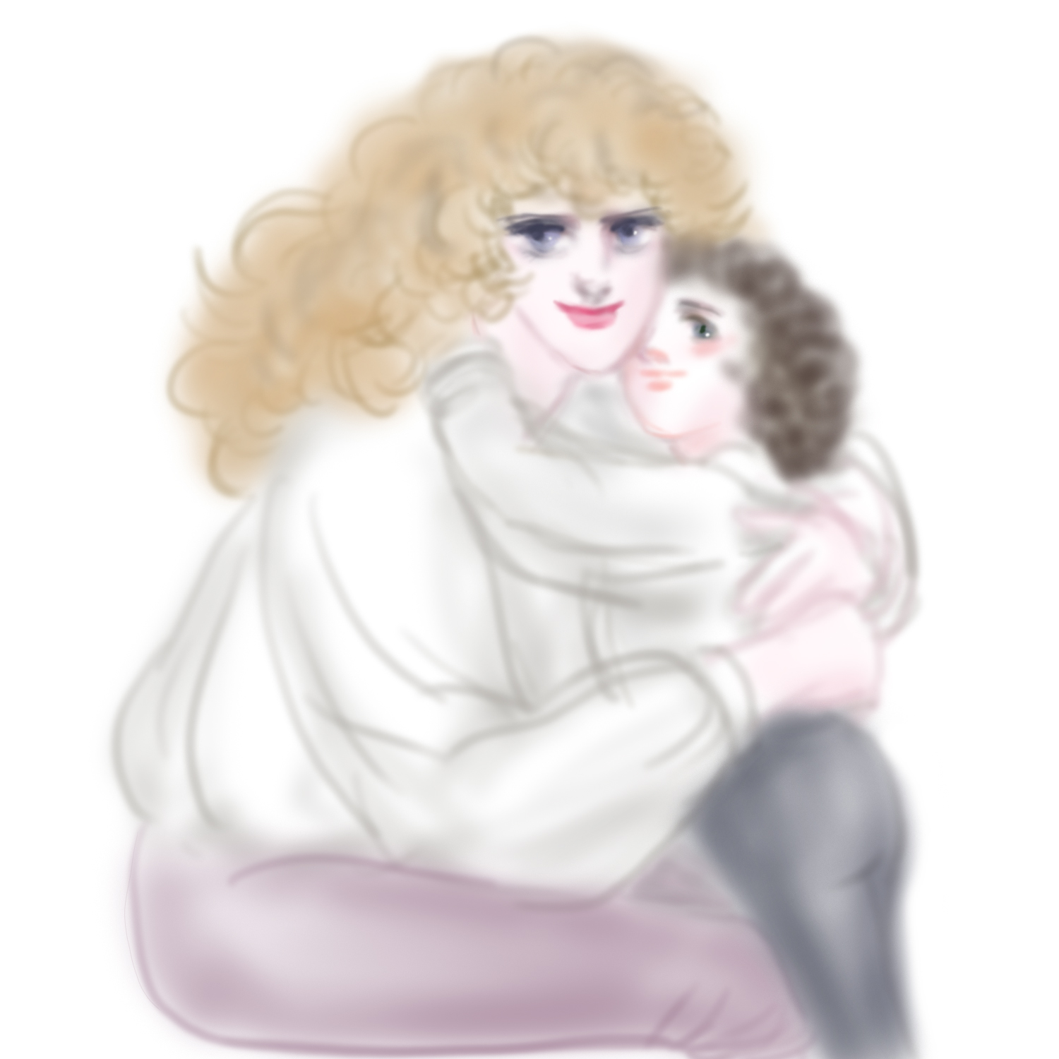 Mather and Child