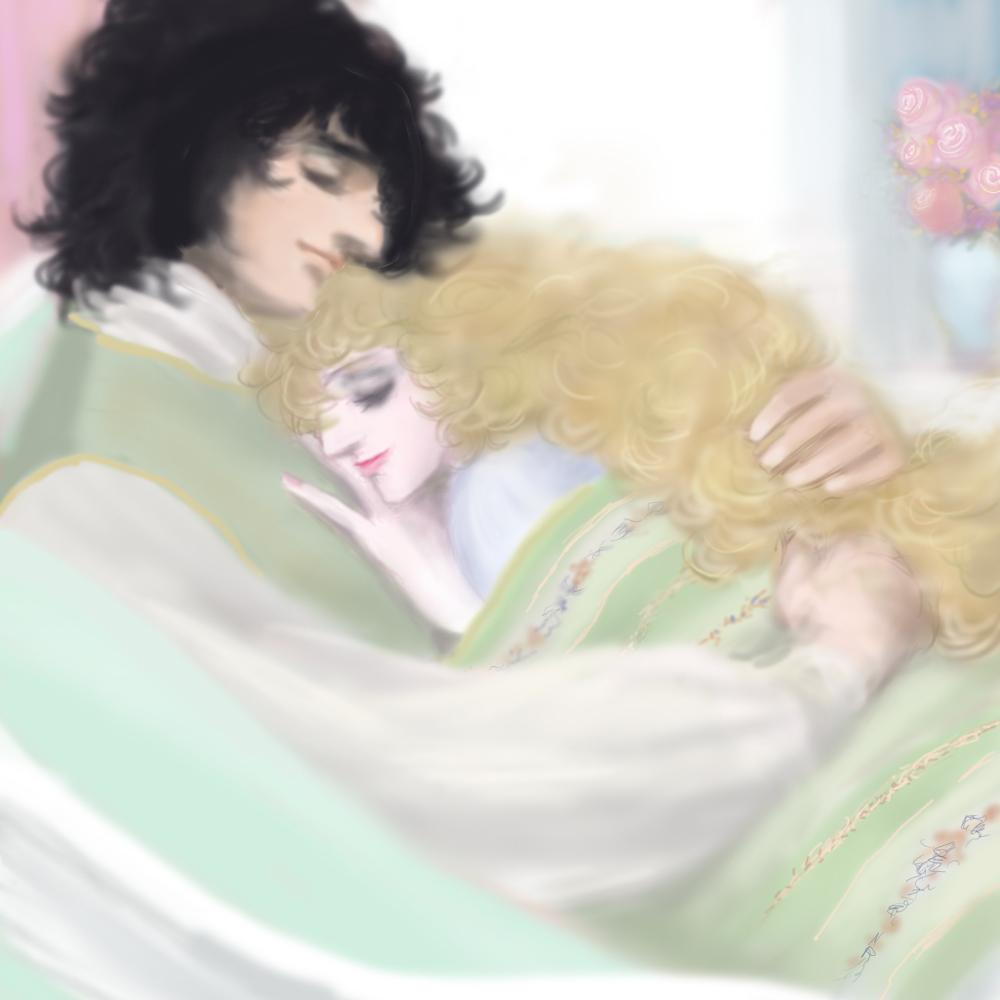 眠る恋人たち