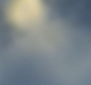 月が見ている
